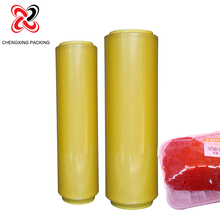 Fruit Pack Pvc Stretch Film Machinery Roll