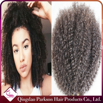 Afro kinky curly 4a4b4c hair weft double sealer no shedding no afro kinky curly 4a4b4c hair weft double sealer no shedding no tangle pmusecretfo Images
