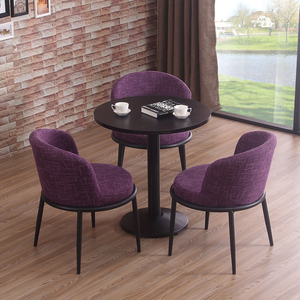 Modern wholesale fast food restaurant furniture chinese restaurant tables and chairs