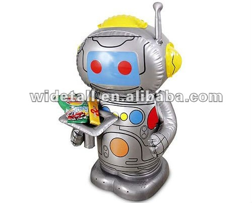 pvc inflatable robot/inflatable advertising robot/inflatable toys