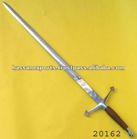 Armor Scottish Claymore Sword