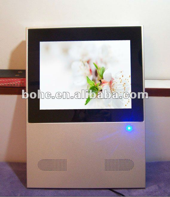 15 Inch Wall Hanging Multimedia LCD Ad Player