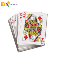 Standard Jumbo Playing Card