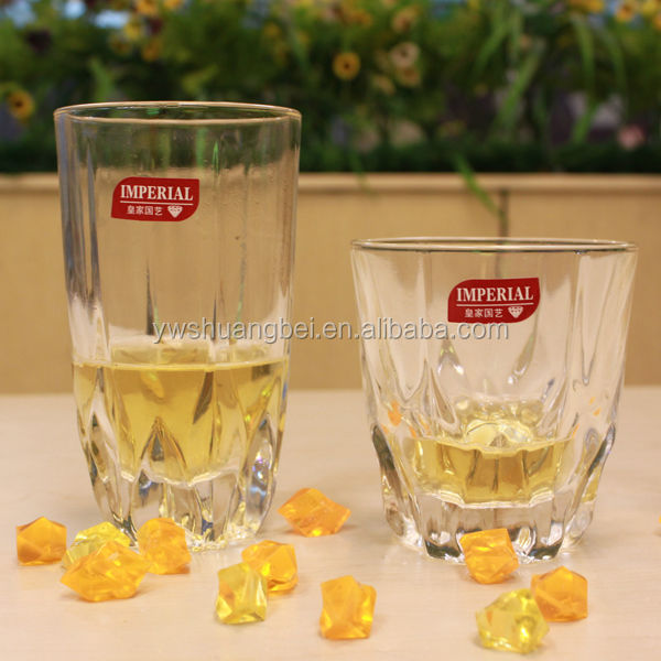 Handmade Glass Cup Cappuccino Cup Whisky Glass