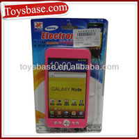 Electtonic kids toy cell phone