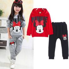 Souprava tričko a kalhoty Hello Kitty z Aliexpress