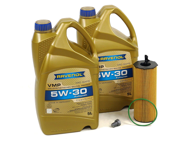 2013 vw passat tdi oil change kit