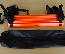 Football /soccer Ball Training Adjustable Speed Sports Agility Ladder