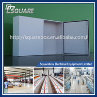 Low Price IP65 Waterproof Electrical Control Aluminum Box