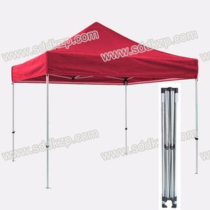 2017 China 3x3m 10'x10' Gazebo Steel Frame Party Tent for Exhibition