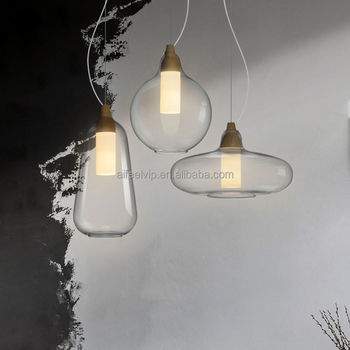 Modern White Clear Gl Lamp Shade