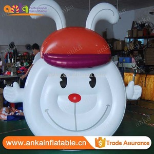 PVC Cartoon character inflatable helium balloon(lovely,events,Guangzhou)