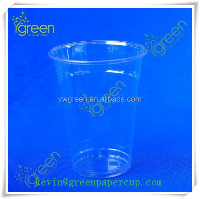 Hot sale plastic popcorn cup/plastic cups dispenser/plastic dessert cup for drink