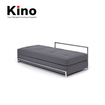 Bedroom Flip Sofa Bed Metal Sofa Bed Frame Leather Sofa Cushion Bed ...