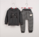 Baby boys clothes casual sports sweatershirt suits cheap tracksuits kids clothing sets for autumn season