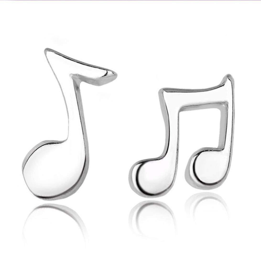 Clearance Deal! Dangle Jewelry,Leewos Women Fashion Cheap Musical Notes Earrings Ear Stud Alloy Earrings Gift