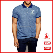 Custom create my own t shirt design polo shirt/100% polo t-shirt wholesale China supplier H-2060