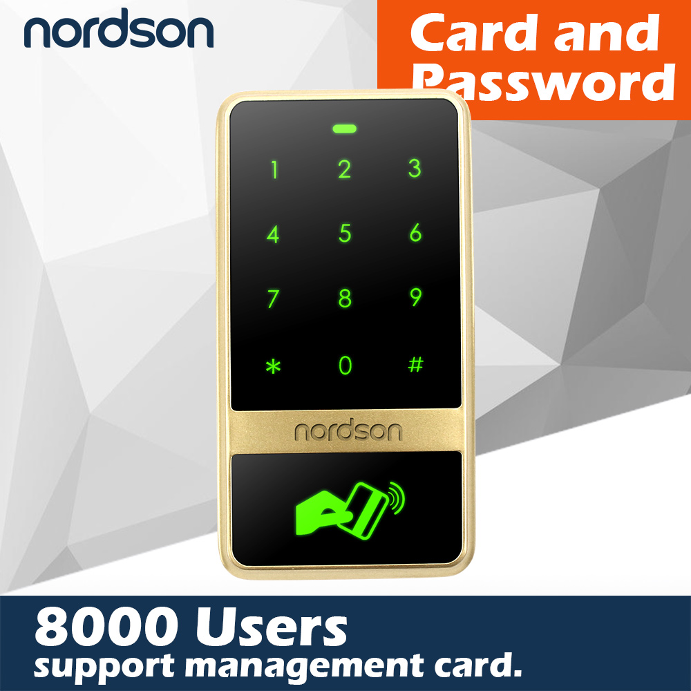 Rfid Wristband Keypad Lock Door Card Standalone Access Control