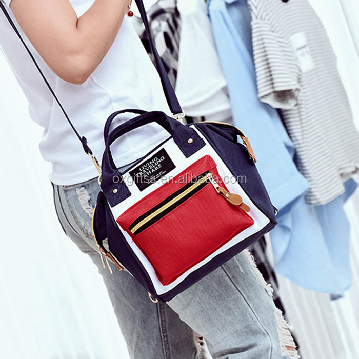 OXGIFT Alibaba Express China Supplier Wholesale Amazon ebay website taobao Factory price men canvas women <strong>shoulder</strong> messenger bag