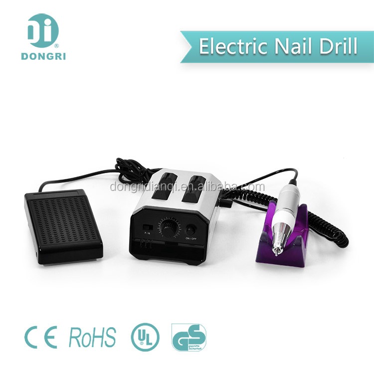 Dongri Dr-318 Ce Approval Electric Nail Drill Machine For Acrylic ...