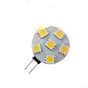 China manufacturer lamp 9-28v SMD5050 led g4 light bulb