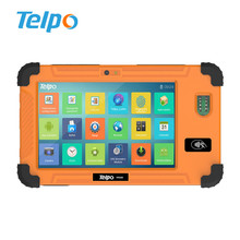 Telpo TPS450 עם ה-sim אנדרואיד 5.1 <span class=keywords><strong>Quad</strong></span> <span class=keywords><strong>core</strong></span> 1.3 ghz 3 גרם Wifi סורק טביעות אצבע