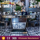 pakistan 8 seaters glass dining table furniture