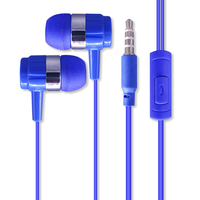 hot selling lowest price cheap in ear earphone wired headset in stock