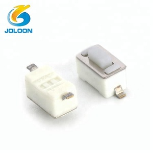 Hot sale 3 *6 *4.3 power opening and closing tact switch