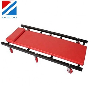 High quality 36 inch workshop auto car repairing seat folding creeper