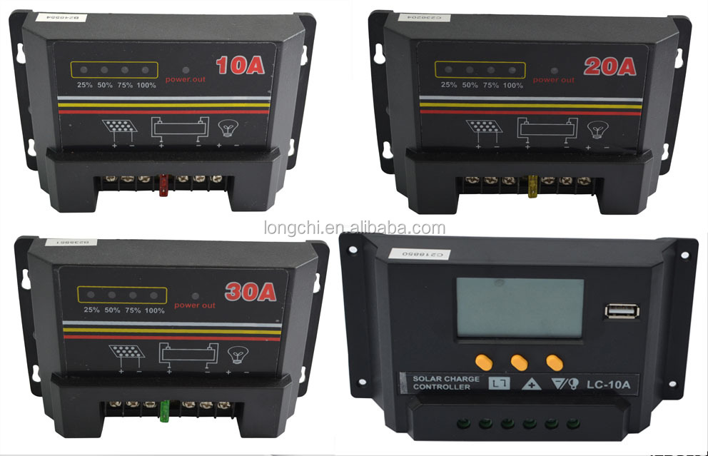 200amp solar battery charge controller,50A Intelligent solar charge controller for solar kits use