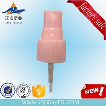 China manufacture upside down spray pump colorful fine mist sprayer