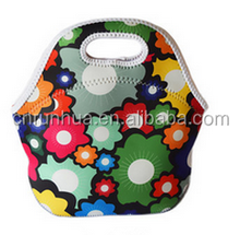 neoprene insulated lunch box bag for office
