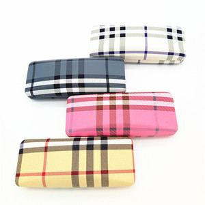 benqian 100% natural brand new PVC glasses case sunglasses case for sale with high quality lower price