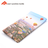 Hot sale ladies cell phone pouch with elastic metal