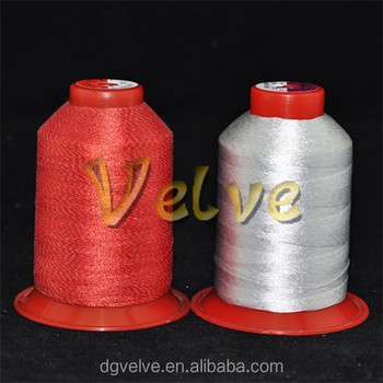 Carbon-inside Conductive Sewing Thread