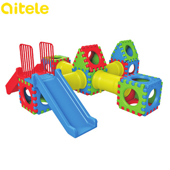 Kid's games zone indoor soft foam speeltoestellen