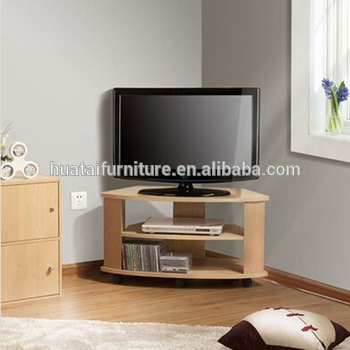 Wood Corner Design Tv Stand Television Stands Living Room Corner Cabinet With Wheel Buy Tv Stand Removable Wooden Corner Tv Cabinet Living Room Furniture Designs Tv Cabinets Product On Alibaba Com
