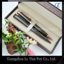 2017 Metal gift pen box set deluxe pen set m 8010
