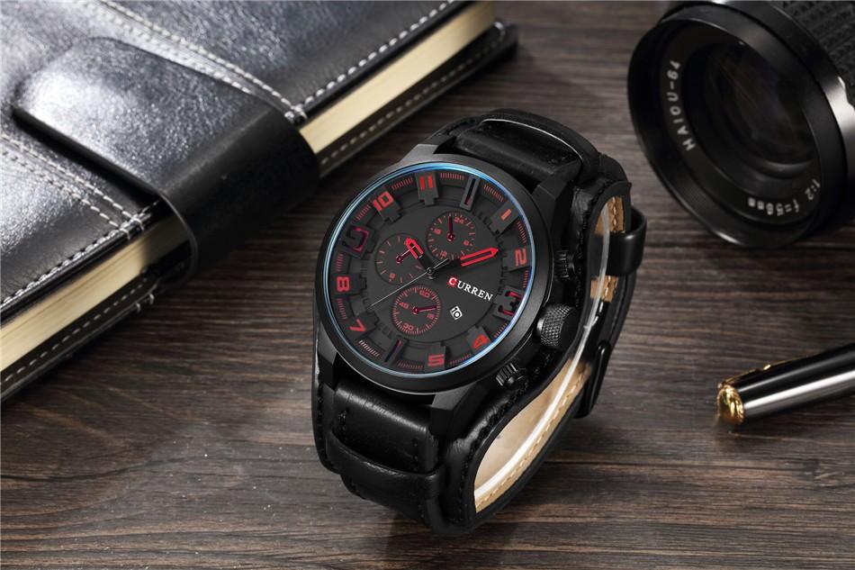 Элитные мужские часы Curren 8225 в Губкине