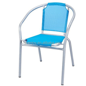 Promotion Garden Modern Portable Metal Stacking Chairs