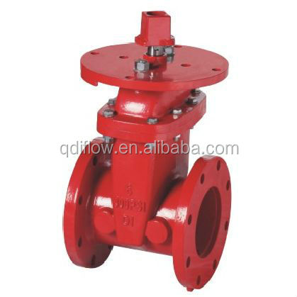 Hot Selling Fire Control Gate Valve With Price Comfortable