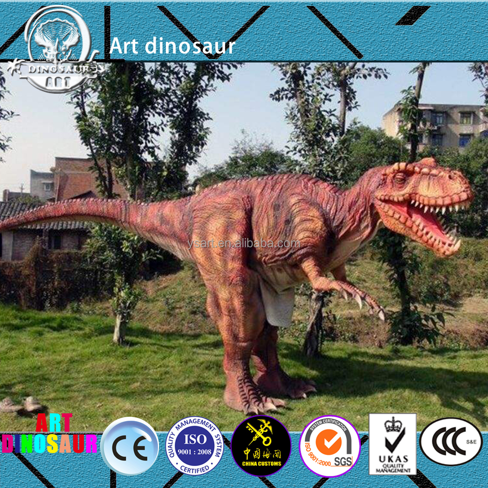 Invisible Leg Dinosaur Costume Movie Prop Walking with Dinosaur Costume Professional Dinosaur Costume T. Rex