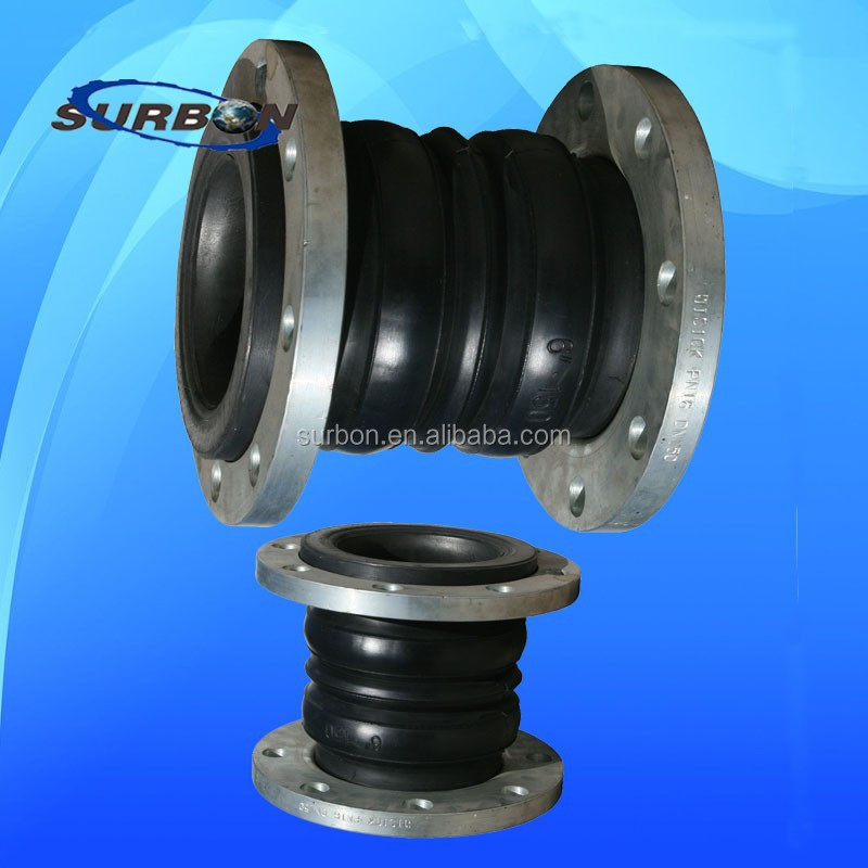 competitive price Double Sphere Rubber Flexible Joint