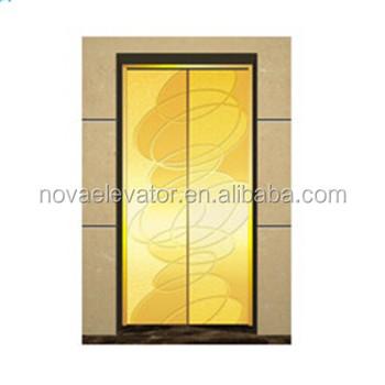 Wholesale Products Door Parts Elevator Landing Door Panel For Lift