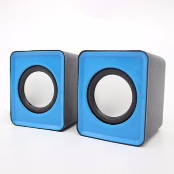 Hptsp-1610 - Mini Usb 2 0 Computer Audio Speaker/ Music Player/ Computer  Sound System With Volume Control And High Quality Sound - Buy Usb/sd Mini