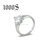 Wedding Ring Designs Latest Sample Available 925 Italian Silver Ring Sterling Engagement Jewelry