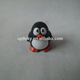 Cute little penguin bath toys