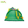 Children's Playground Castle Balloon Slide and Inflatable Bouncer for sale LE.CQ.069