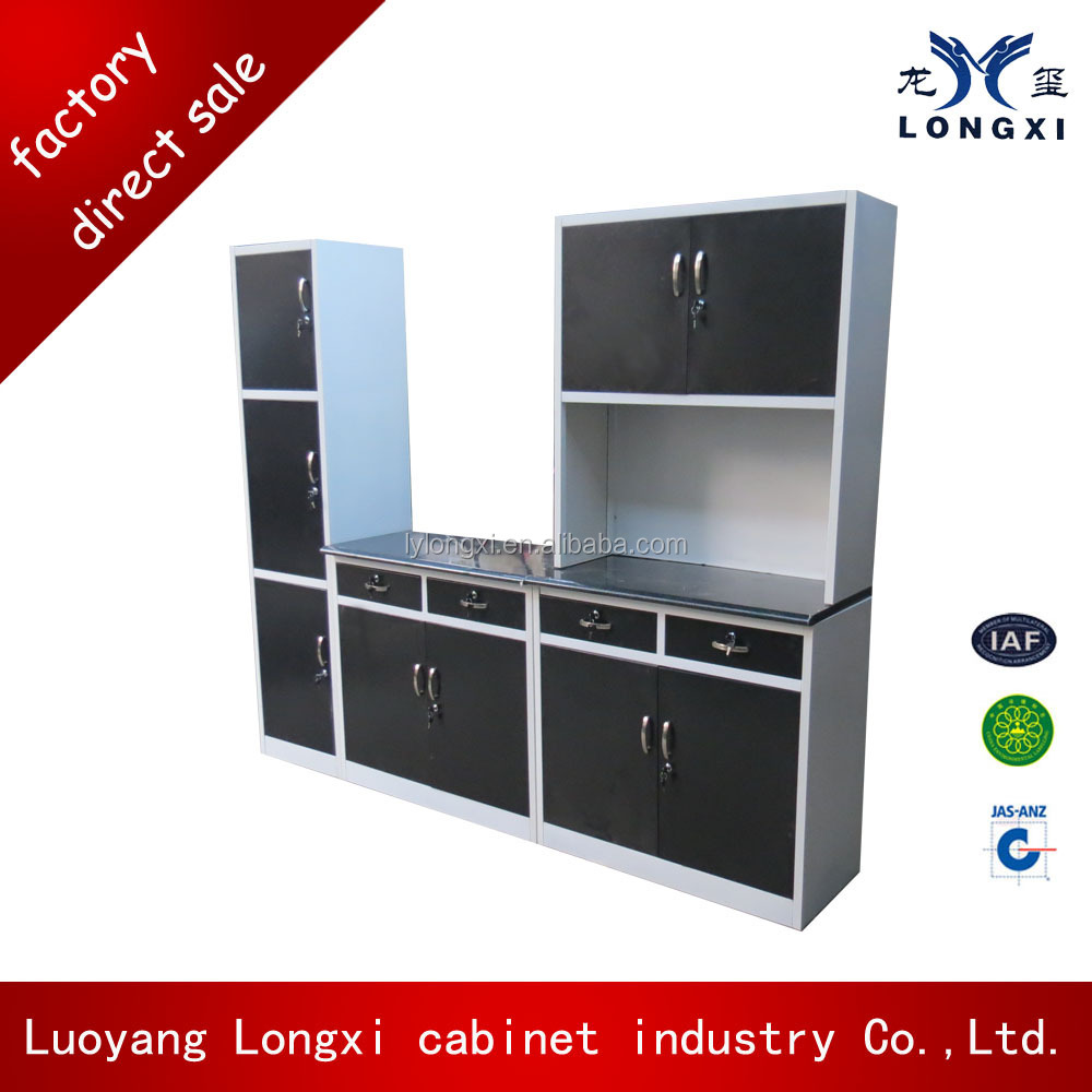 Kitchen Cabinets Self Assembly: New Model Self-assembly Kitchen Cabinets / Used Kitchen